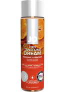 Jo H2o Flavored Water Based Lubricant Tangerine Dream 4...