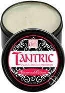 Tantric Massage Candle With Pheromones White Pomegranate...