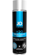 Jo For Men H2o Water Based Personal Lubricant 4 Ounce