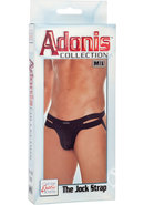 Adonis The Jock Strap Black Medium/large