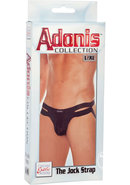 Adonis The Jock Strap Black Large/xtra Large