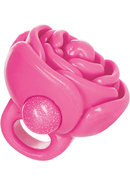 Coco Licious Love Ring Finger Massager Waterproof Pink