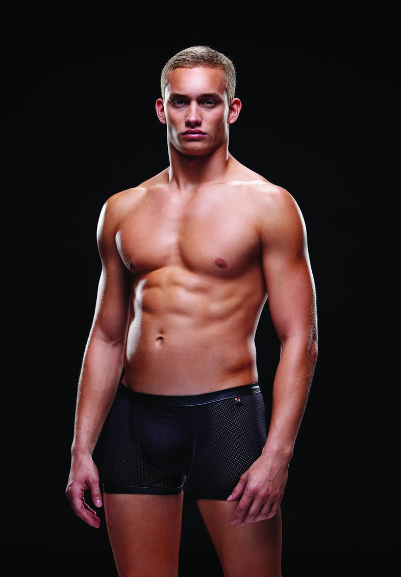 Wetlook Athletic Trunk L/xl Black